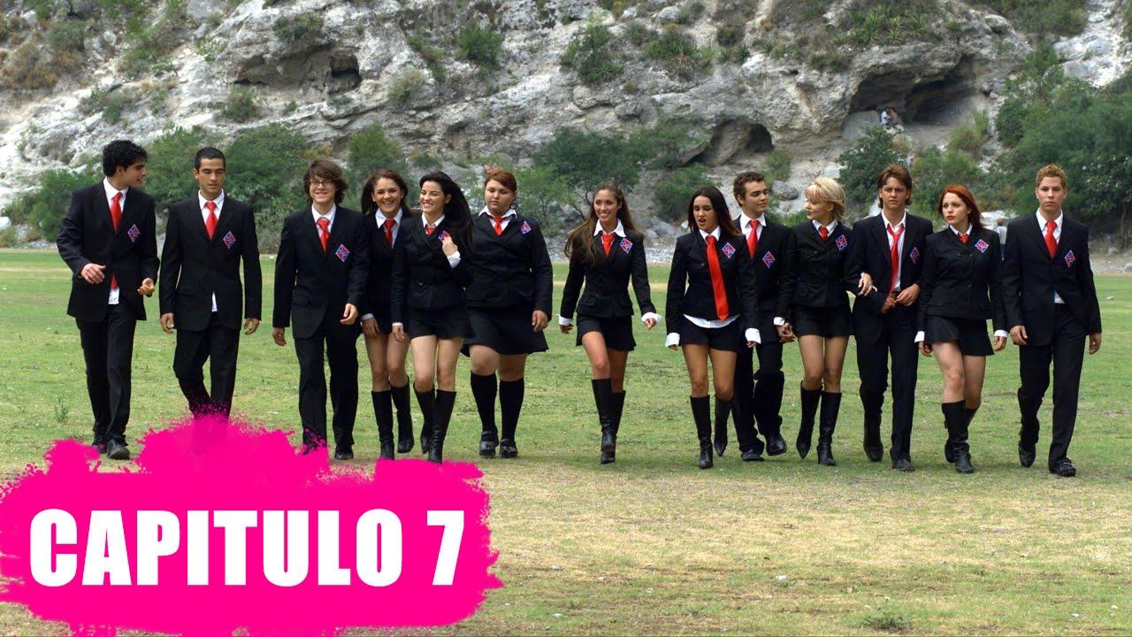 Rebelde capitulo 7 completo primera temporada youtube for Cuarto milenio ultimo capitulo completo