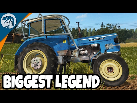 OLD TRACTOR, BEST TRACTOR | Rappack Farms #21 | Farming Simulator 17 Multiplayer Gameplay