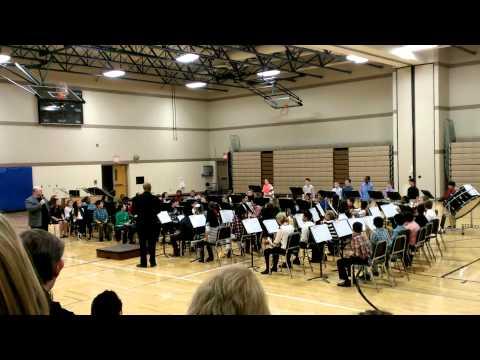 Pinewood Middle School 6th Grade Winter Concert