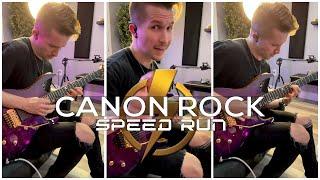Canon Rock • Speed Run ⚡️ #Shorts