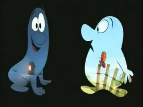 Pixar's Day and Night