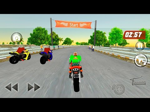 Moto Free Racing 2018 - Gameplay Android game - racing motorcycle games 2018