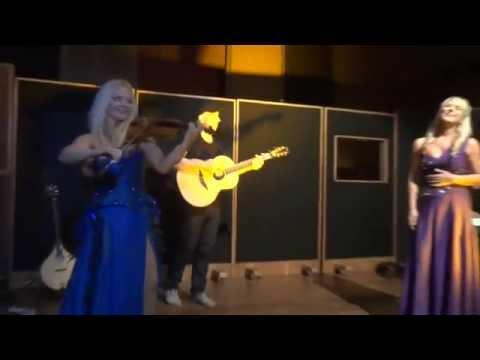 Celtic Woman no Brasil - Caledonia - Coletiva de Imprensa SP
