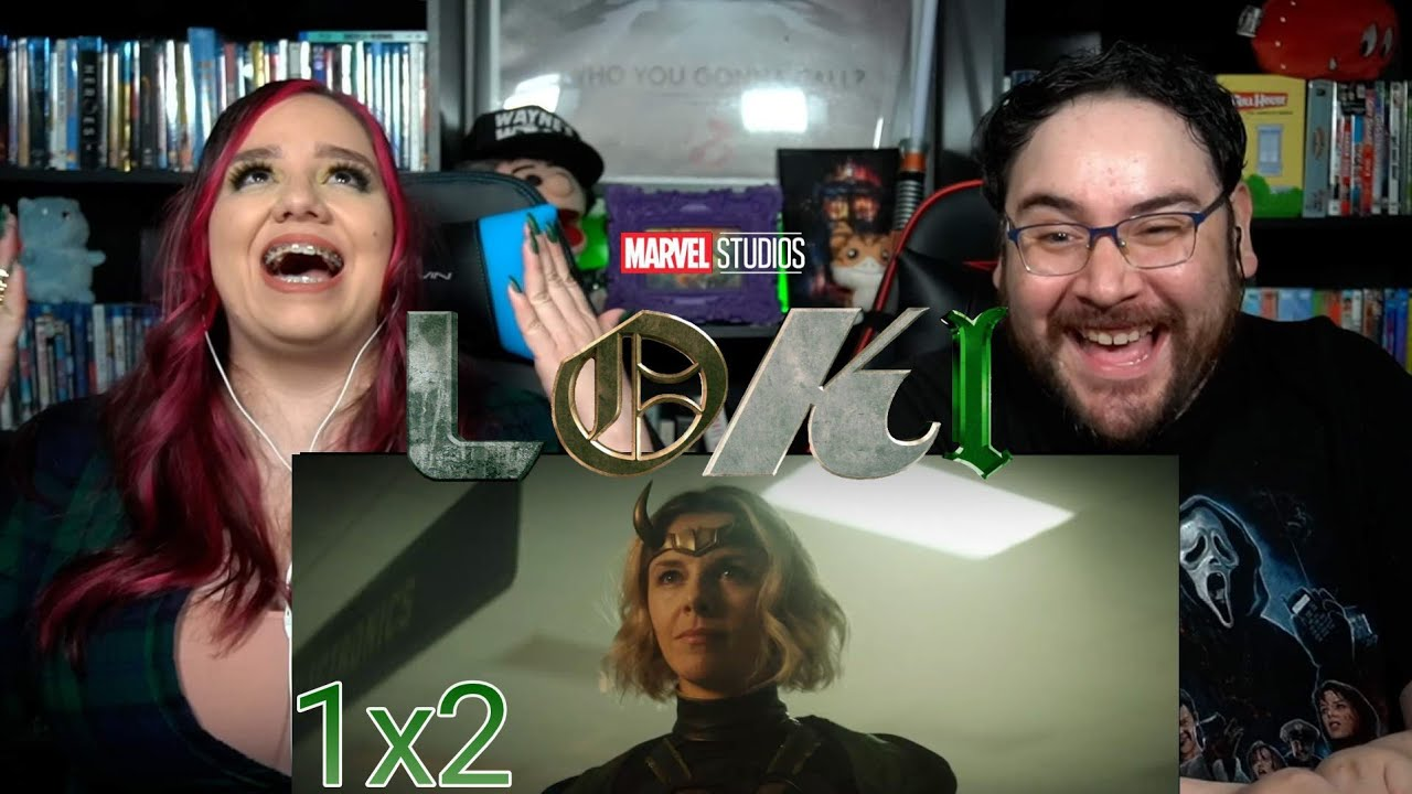 Marvel's Loki 1x2 THE VARIANT - Episode 2 Reaction / Review