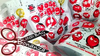 Red Nose Day NOSE IN A BAG Blind Bag Bonanza Episode 55