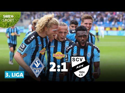 Mannheim Verl Goals And Highlights
