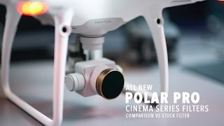 Polar Pro Cinema Series Filters! WHY YOU NEED FILTERS FOR YOUR DRONE!