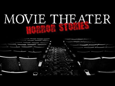 3 Very Creepy TRUE Movie Theater Stories