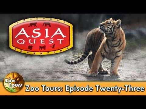 Zoo Tours Ep. 23: Columbus Zoo's Asia Quest