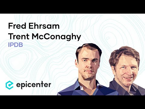 Fred Ehrsam & Trent McConaghy: IPDB – The Interplanetary Database and its Applications in AI (184)