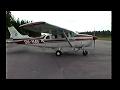 Nummela (EFNU) Cessna 206- OH-MAF y, 1998