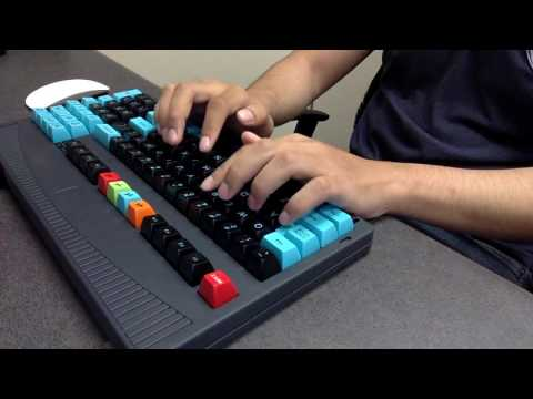 eafacbe5d3d Dolch Pac G80-1813 - MX Blue Vintage - SA PuLSE - Typing Test