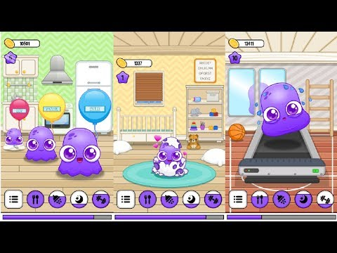 Moy 6 The Virtual Pet Game Android Gameplay