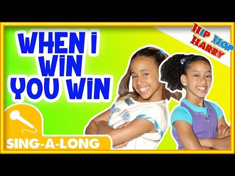 """Hip Hop Harry Sing Along """"When I Win, You Win"""""""