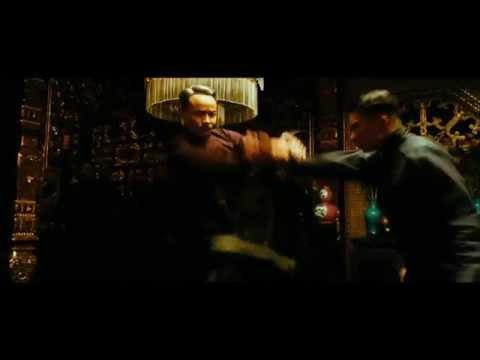 THE GRANDMASTER - clip 1: Gold Pavillion Fight