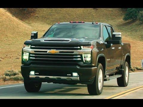 Fabricação da nova Chevrolet Silverado 2020 lá nos EUA