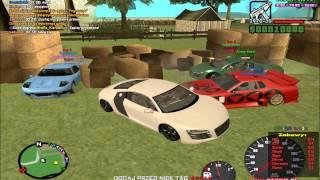 Zagrajmy w GTA San Andreas Multiplayer ! #1