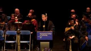 Penn College Commencement: May 12, 2012 (Afternoon)