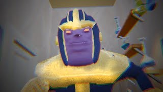MY NEW NEIGHBOR IS THANOS - Hello Neighbor ACT 2