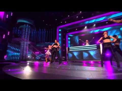 David Guetta Ft. Flo Rida & Nicki Minaj -- Where Them Girls At (Live at America's Got Talent)