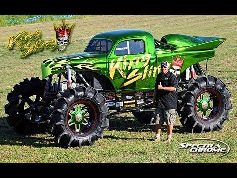 Trucks Gone Wild Michigan >> Spectra Chrome King Sling - YouTube