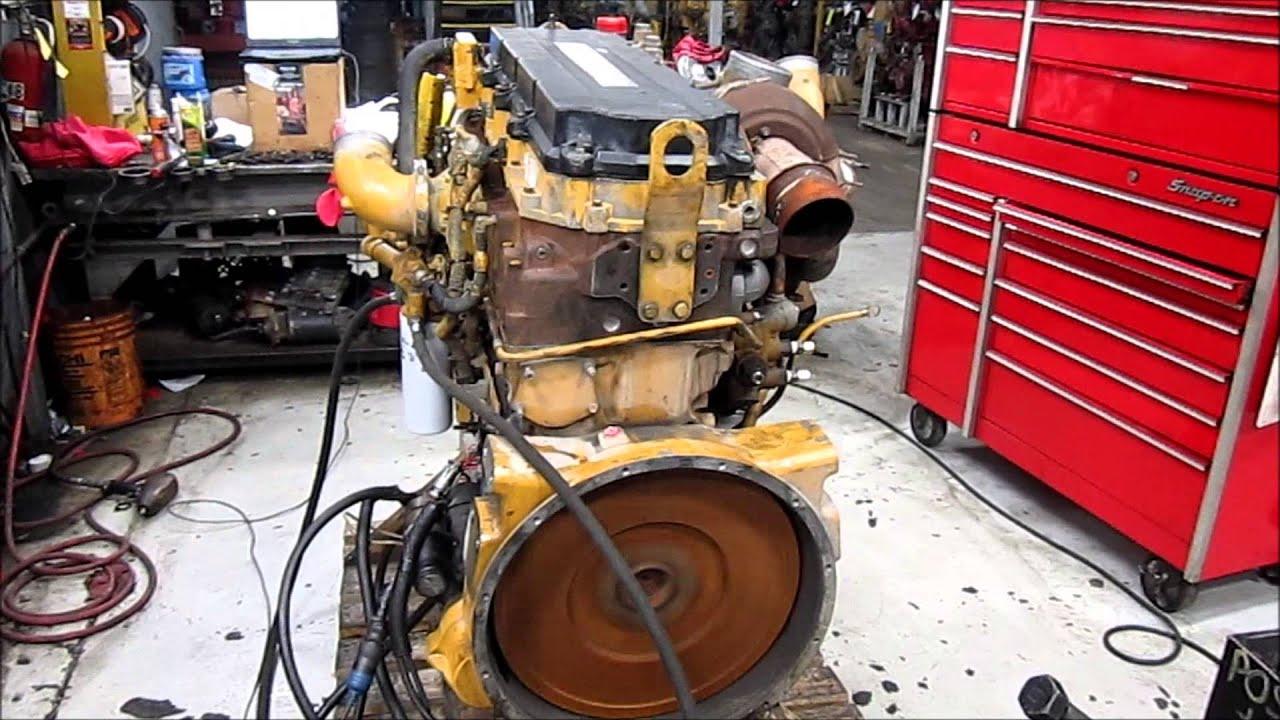 2005 Cat C13 Acert KCB Diesel Engine 470HP Caterpillar