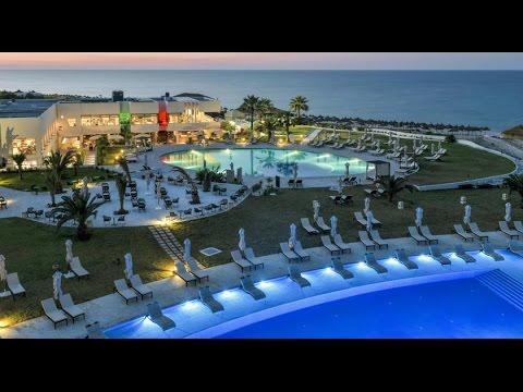 Видео об отеле Thalassa Sousse 4* в Тунисе и его чудесном аквапарке