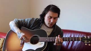 frank iero being extra while playing guitar for 10 minutes straight YouTube Videos