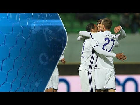 15. krog: Krško - Maribor 0:5 ; Prva liga Telekom Slovenije 2017/18