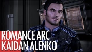 [MASS EFFECT 3] Romance: Kaidan Alenko - Love, Sex, Goodbyes *Spoilers*