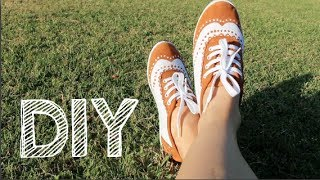 ☞ DIY - ZAPATOS OXFORD! ☜ Thumbnail