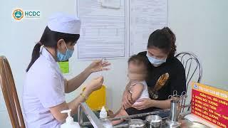 [HCDC] Thiếu mã tiêm chủng cho trẻ sơ sinh
