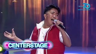 Jhon-Jhon Once gives judges goosebumps to their bones! | Centerstage