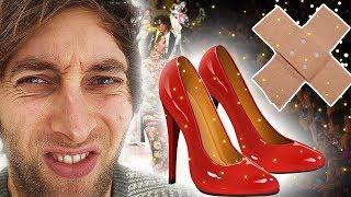 High Heels vs Mädchen = witzig!  Torgshow 107