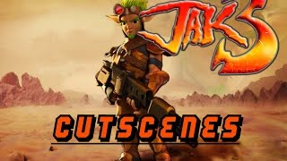 Jak 3 - All Cutscenes - 1080p60fps No Commentary