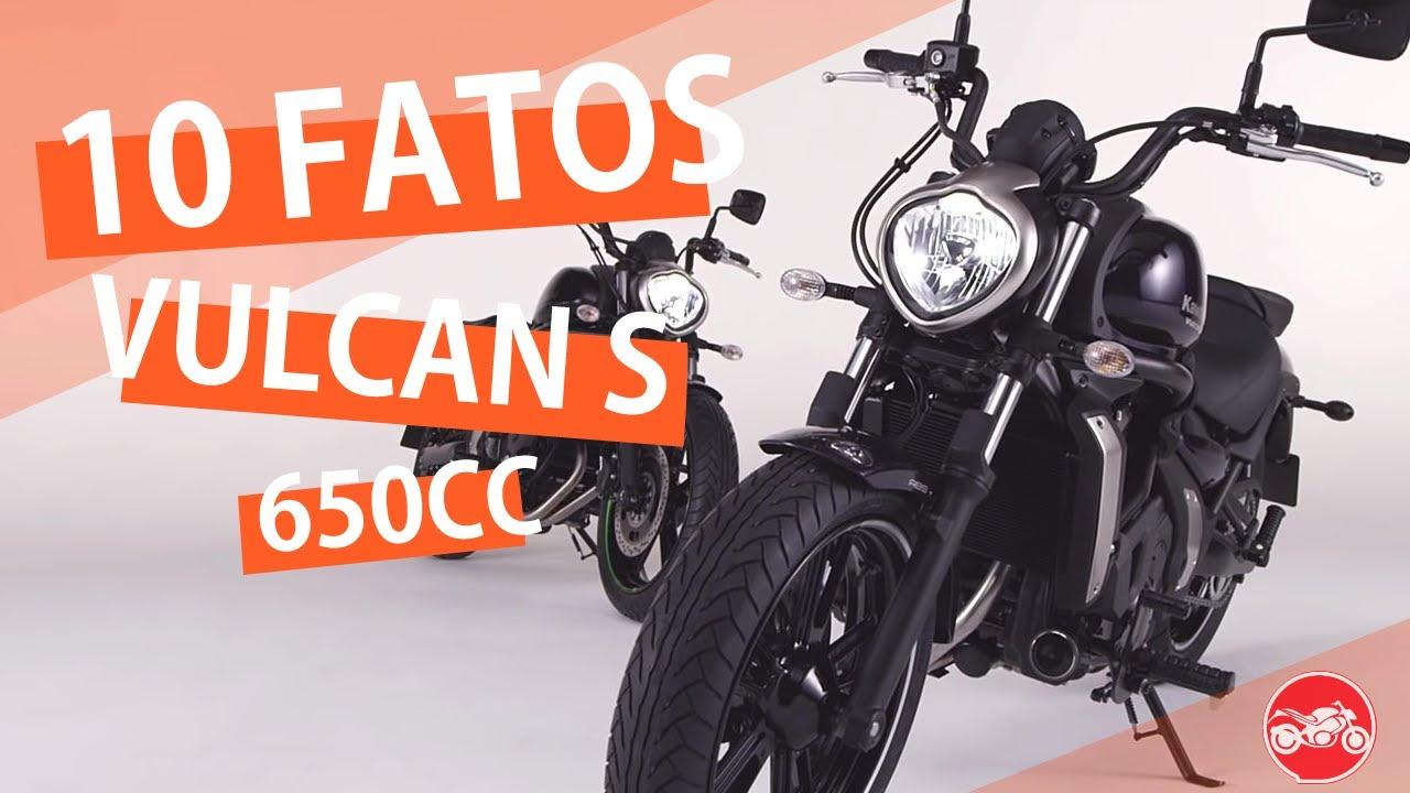 10 FATOS: VULCAN S 650 RONCO DO MOTOR E PREÇO