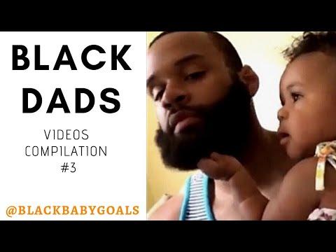 BLACK DADS Videos Compilation #3   Black Baby Goals