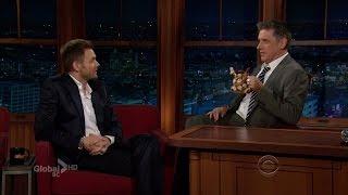 Late Late Show with Craig Ferguson 3/6/2012 Joel McHale, Dan Boulger