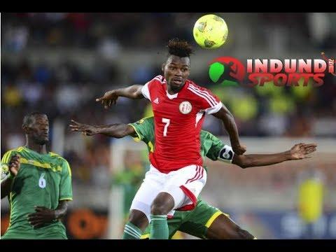 #indundi Sports  TV | Fiston Abdul Razak Interview