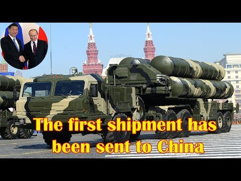 Russia begins delivery of S-400 missile systems to China — source
