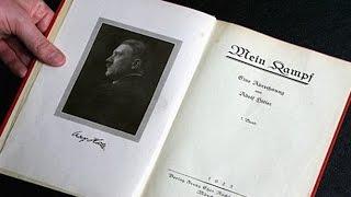 """""""Mein Kampf"""" Back On Sale In Germany"""