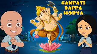 Mighty Raju - Aryanagar Ka Ganesh Utsav |Ganpati Bappa Morya|Ganesh Chaturti Special|Cartoon for Kid