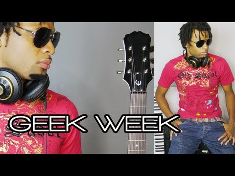 Youtube Geek Week - My Job as an Audio Engineer & Producer