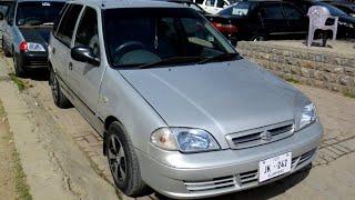Suzuki Cultus VXR 2005 Review