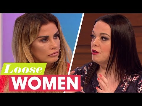 Lisa Riley Knows Exactly What It's Like to Be Caught in a Terror Attack | Loose Women