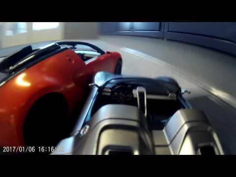 4 Car Drag Hallway #1
