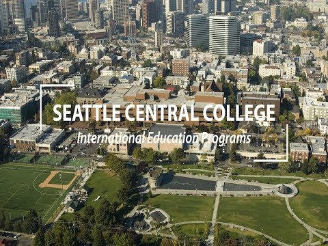 Seattle Central College Photo Slideshow
