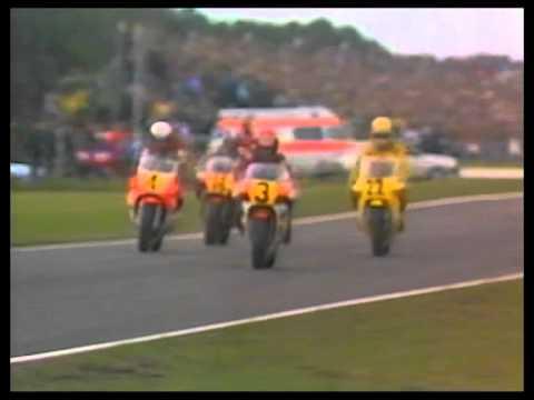 Assen 1984 500cc Race