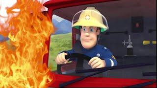 Feuerwehrmann Sam Deutsch Neue Folgen 🔥Feuerwehrauto Highlights 🚒 Zeichentrick für Kinder
