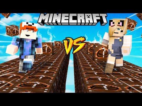 SZALONY WYŚCIG! - KUPKA LUCKY BLOCKI MINECRAFT! (Poopy Lucky Block Race) | Vito vs Bella